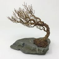 Joy Gray Windswept Tree Wire Sculpture